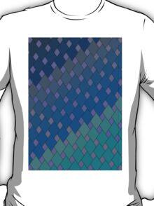 Dark Diamond Waves T-Shirt