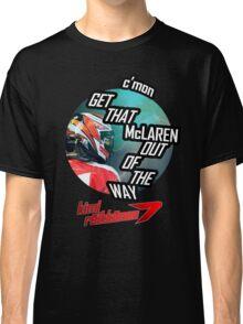 Hilarious Kimi Team Radio - Chinese GP 2015 Classic T-Shirt