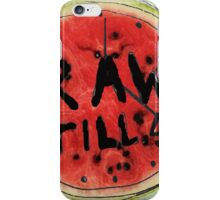 Rawtill4 iPhone Case/Skin