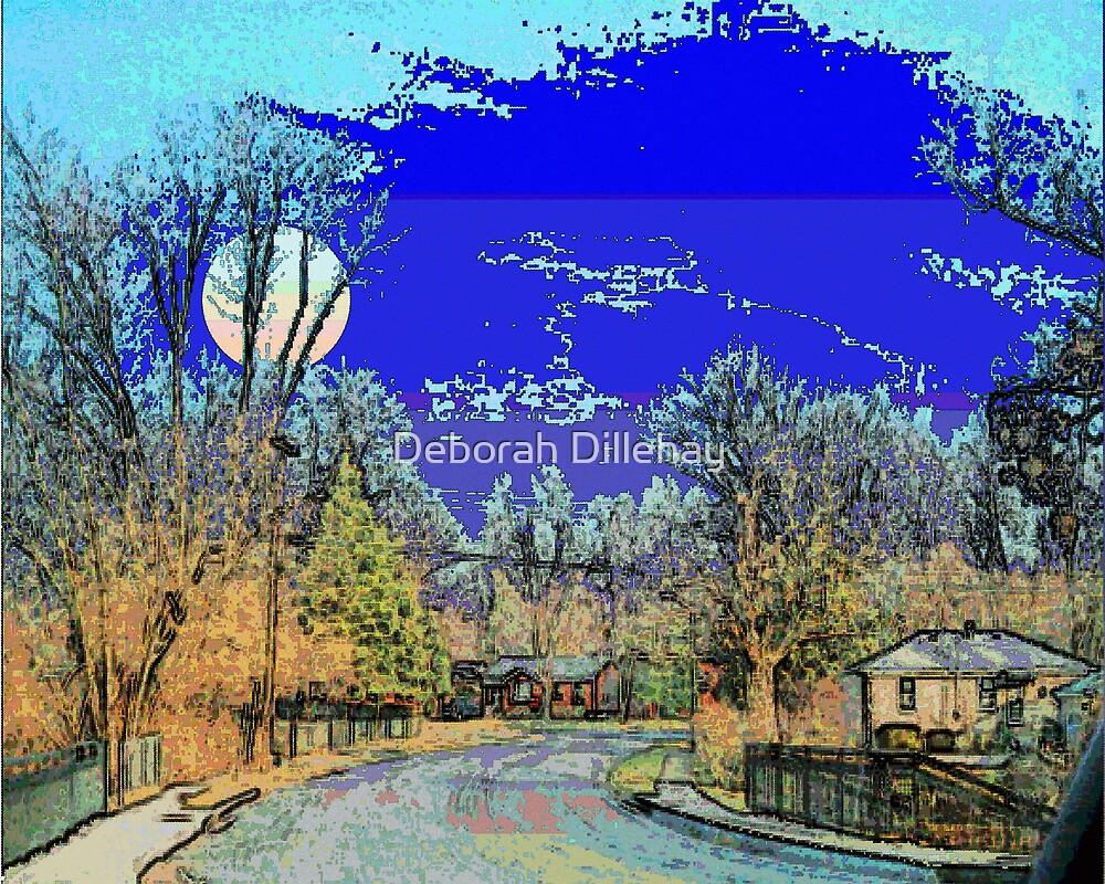 Appomattox Evening by Deborah Dillehay