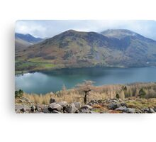 Lake Buttermere, Lake District, Cumbria Canvas Print