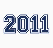 2011 Kids Tee