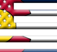 Proud to be a Coloradan! Sticker