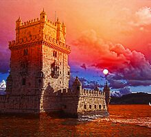 Belem Tower, Lisbon, Portugal by vadim19