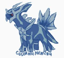 Custom: Kultimore (Dialga) by ColorMyMemory