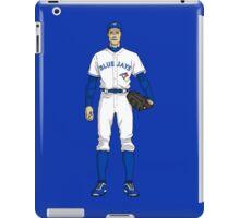 Blue Jays Guy iPad Case/Skin