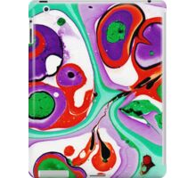 Abstract #10: Cell Dance iPad Case/Skin