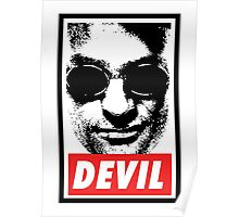 Obey - Daredevil Poster