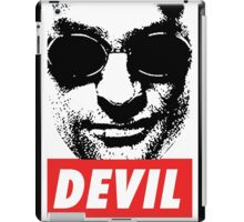 Obey - Daredevil iPad Case/Skin