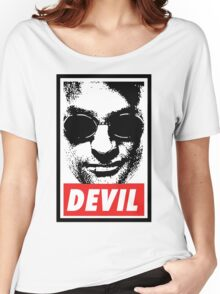 Obey - Daredevil Women's Relaxed Fit T-Shirt