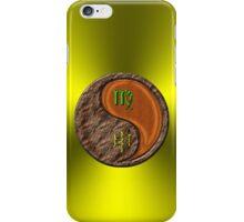 Virgo & Monkey Yang Wood iPhone Case/Skin