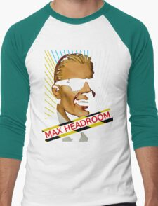 MAX Men's Baseball ¾ T-Shirt