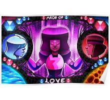 Steven Universe Made of Love Poster