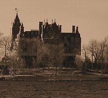 Boldt Castle by Misti Love