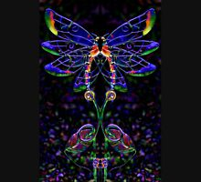 Trip-O-Vision Online Gallery Design 1: Dragonfly Unisex T-Shirt