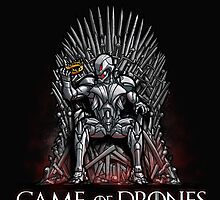 Game of Drones by juanotron