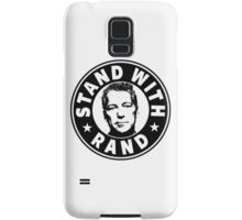 Stand With Rand Samsung Galaxy Case/Skin