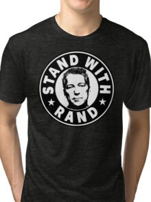 Stand With Rand Tri-blend T-Shirt