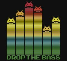 Space Invaders - Drop The Bass by creepingdeath90