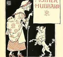 The Mother Hubbard Picture Book by Walter Crane - Plate 09 - Re-issue Picture by wetdryvac