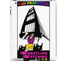 San Francisco WWC Golden Gate Bridge Madness Logo iPad Case/Skin