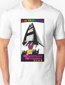 San Francisco WWC Golden Gate Bridge Madness Logo T-Shirt