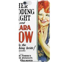 Clara Bow Film iPhone Case/Skin