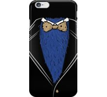 Cookie Formal tux shirt iPhone Case/Skin