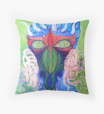 Saphira Throw Pillow