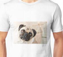 Pug Face Unisex T-Shirt