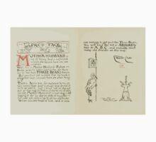 The Mother Hubbard Picture Book by Walter Crane - Plate 06 - Preface and Friends Kids Tee