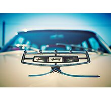 Retro Car #2 Photographic Print