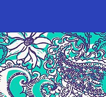 Lilly Pulitzer Pattern by katherineg23