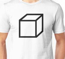 Cuboid cube Unisex T-Shirt