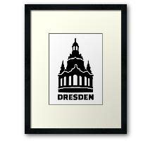 Dresden Framed Print