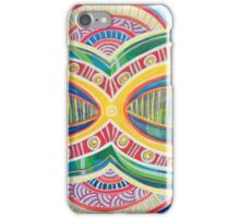 Choose Yourself: Inner Power Painting iPhone Case/Skin