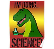 I'm Doing Science! Poster