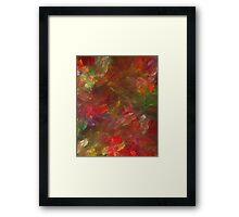 'Garden' Framed Print
