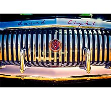Retro Car #6 Photographic Print