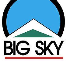 Big Sky Resort Montana by CCurrie