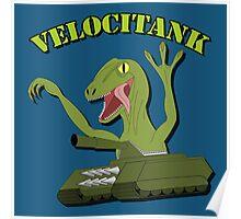 Velocitank Poster