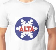 Alta Ski Resort Unisex T-Shirt