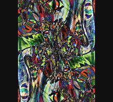 Trip-O-Vision Online Gallery Design 7: Eye Abstract Unisex T-Shirt