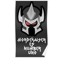 mordekaiser es number uno! Poster