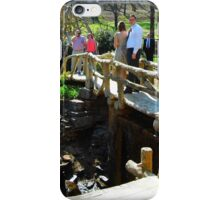 The Hateful Stare Of A Groom iPhone Case/Skin
