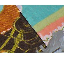 crazy quilt Photographic Print
