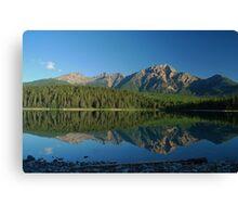 Mirror Image - Patricia Lake Canvas Print