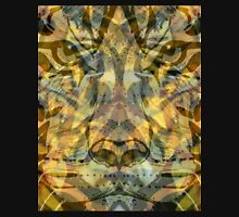Trip-O-Vision Online Gallery Design 8: Tiger Spirit Unisex T-Shirt