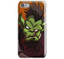 Orc iPhone Case/Skin