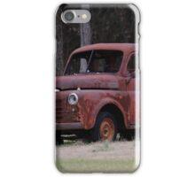 Old Rusty Truck  iPhone Case/Skin